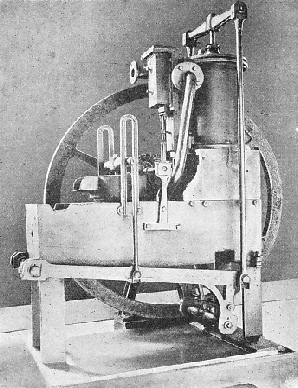 Engine of the Comet, 1812