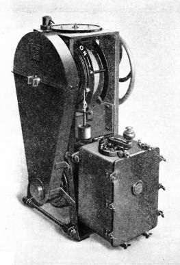 A WIRE-SOUNDING MACHINE of the Thomson type