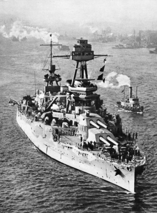 "The United States battleship ""Texas"""