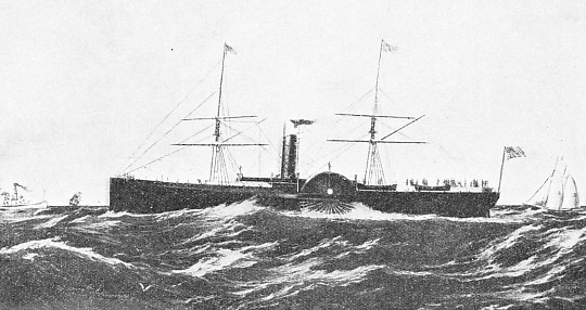 BUILT IN 1849, the Baltic
