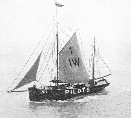 ISLE OF WIGHT PILOT CUTTER No. 1