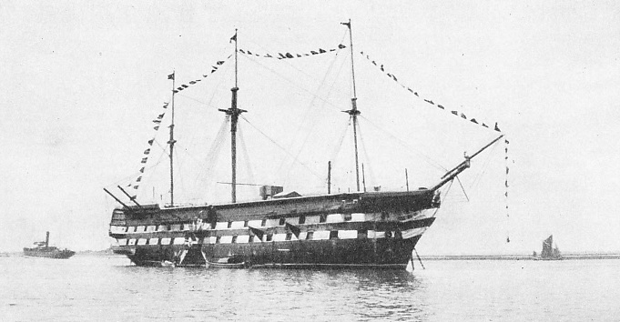 The Wellesley was typical of early nineteenth century convoy ships