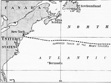 The Track of the Mary Celeste
