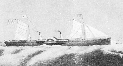 The Connaught was destroyed by fire and her sister vessels proved to be failures