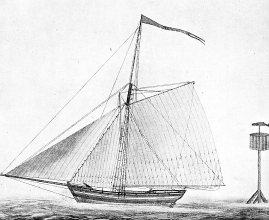 The revenue cutter viper