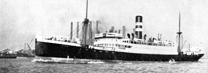 The Harrison liner Inanda
