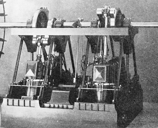 PADDLE ENGINES OF THE GREAT EASTERN