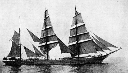 The Ventura was built at Dumbarton in 1886