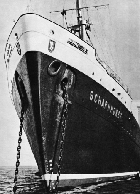 "The ""Scharnhorst"""