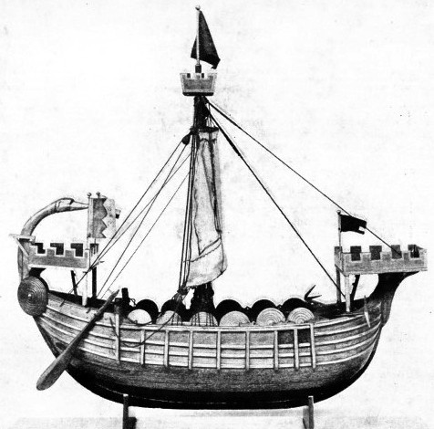 A KING'S SHIP OF THE THIRTEENTH CENTURY