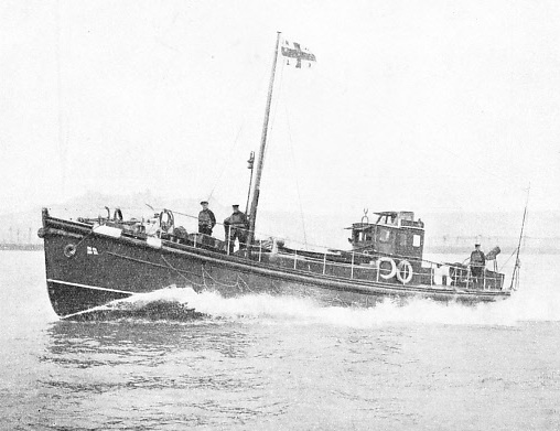 A fast motor lifeboat named after the founder of the Royal National Lifeboat Institution, Sir William Hillary