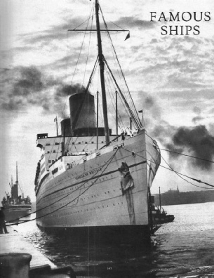 "RMS ""Empress of Britain"""