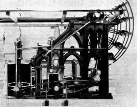 ROBERT NAPIER'S STEAMERS before 1845 were generally powered by side-lever engines of the type illustrated