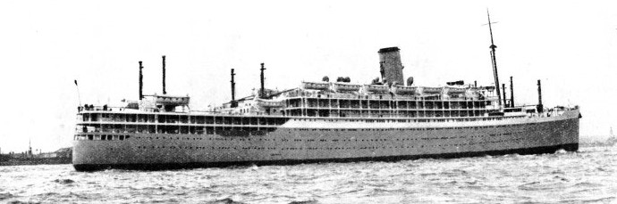 The Orient liner Orion