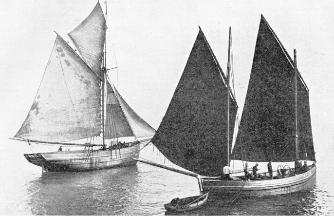 The Mount's Bay Lugger