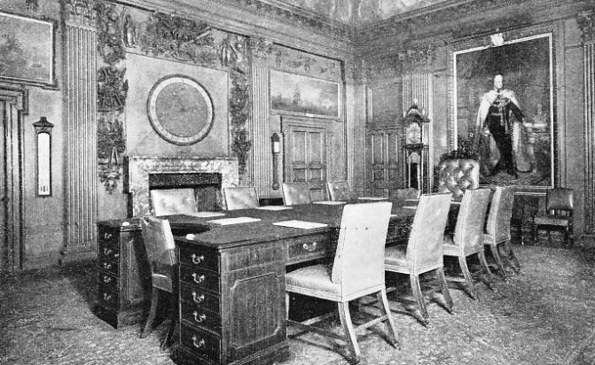 THE BOARD ROOM of the Admiralty