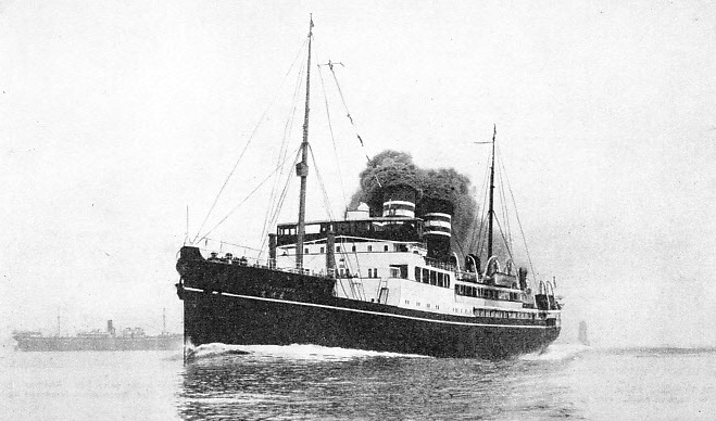 The Nagasaki Maru
